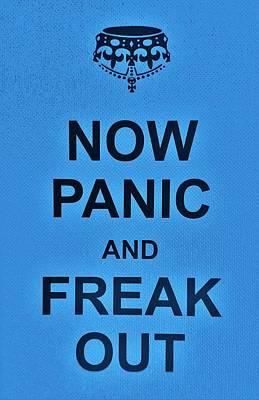 British Propaganda Digital Art - Now Panic 21 by Rob Hans