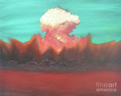 Nuclear Waste Original by Caleb Grow
