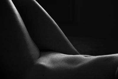 Female Body Photograph - Nude - II by Ilker Goksen