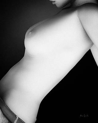 Nude Photograph - Nude Impression by Bob Orsillo