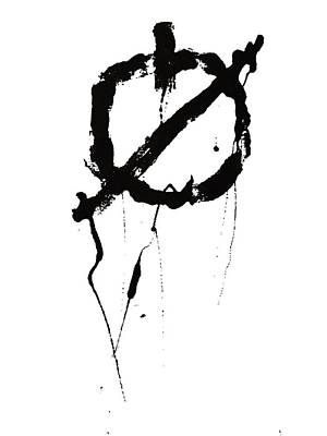 Sumi Painting - Null by H James Hoff