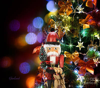 Nutcracker Dreams Print by Garland Johnson