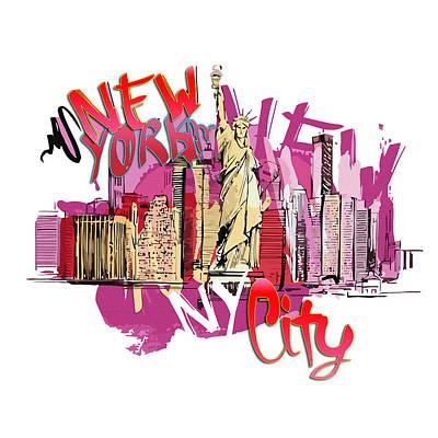 NYC Original by Don Kuing