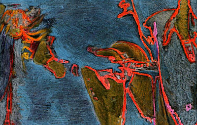 Occidental Nightmare Original by Michal Rezanka