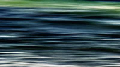 Ocean Movement Print by Stelios Kleanthous