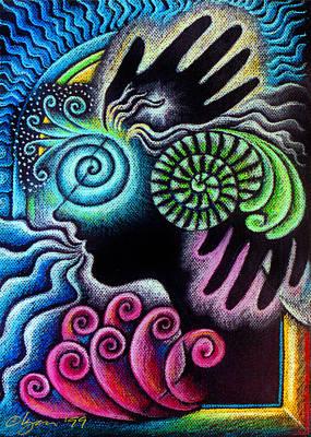 Ocean Sweetness Print by Angela Treat Lyon