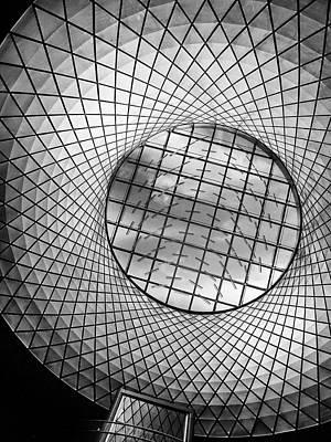 Oculus Light Print by Jessica Jenney