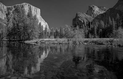 El Capitan Photograph - Ode To Ansel by J Allen