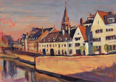 Oeverwal Maastricht Original by Nop Briex