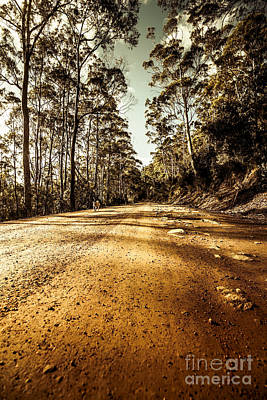 Off The Beaten Track Print by Jorgo Photography - Wall Art Gallery
