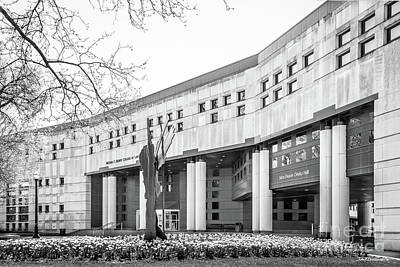 Oh Photograph - Ohio State University College Of Law by University Icons