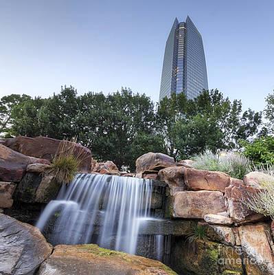 Okc Photograph - Oklahoma City by Twenty Two North Photography