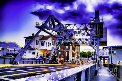 Landscape Photograph - Old Bridge New Look by Joe Geraci