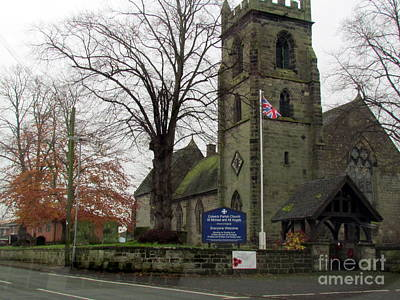 Photograph - Old Church  by Joyce Woodhouse
