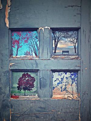 Old Doorways Print by Tara Turner
