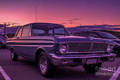 Antic Car Photograph - Old Ford by Claudia M Photography