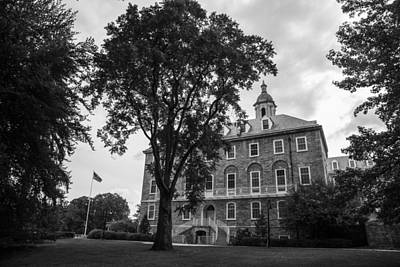 Penn State University Photograph - Old Main Penn State by John McGraw