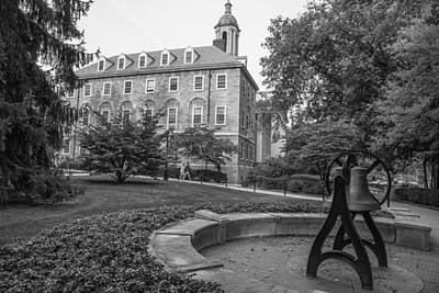 Penn State University Photograph - Old Main Penn State University  by John McGraw