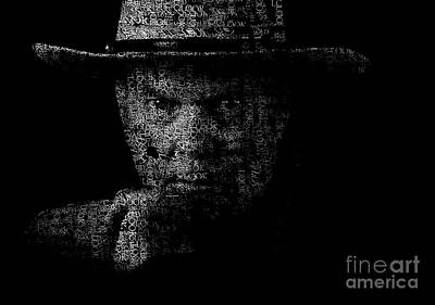 Neil Young Digital Art - Old Man by Jacob Rose