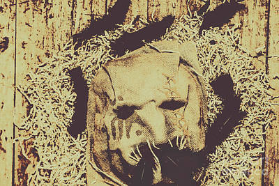 Old Outback Horrors Print by Jorgo Photography - Wall Art Gallery