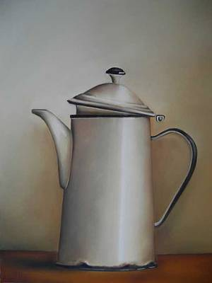 Old Pitcher Drawing - Old Pitcher by Natasha Zivojinovic