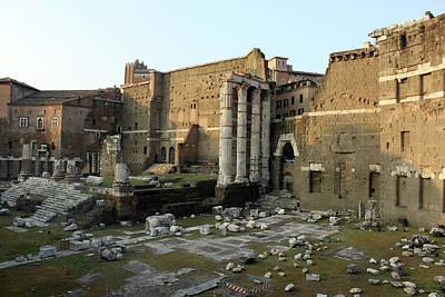 Old Rome Original by Munir Alawi