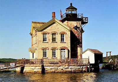 Saugerties Photograph - Old Saugerties Lighthouse by Ira Shander