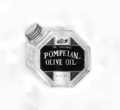 Olive Oil  Print by Elle Smith  Fagan