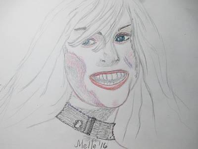 Olivia Painting - Olivia Newton John Series 1 by Carmela Maglasang