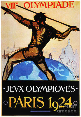 Olympic Games, 1924 Print by Granger
