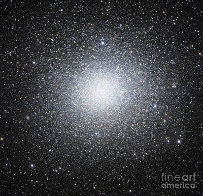 Omega Centauri Or Ngc 5139 Print by Robert Gendler