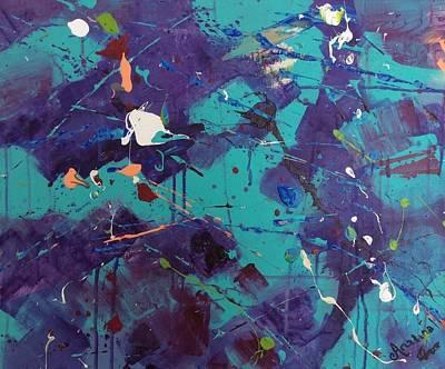 On A Spectrum Original by Mahlia Amatina