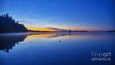 Finland Photograph - On July Morning At 03.10 by Veikko Suikkanen