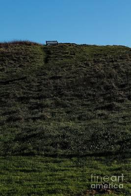 On The Hill Print by Gary Bridger