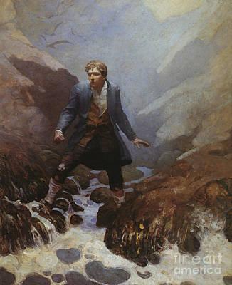 On The Island  Print by Wyeth