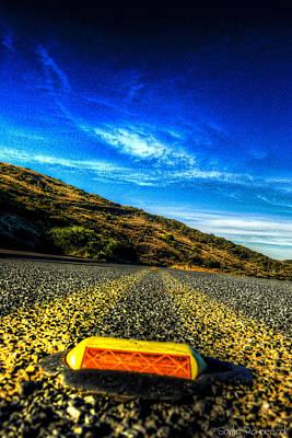 On The Road Again Original by Sarita Rampersad