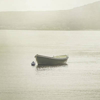 Dinghy Photograph - On The Water by Az Jackson
