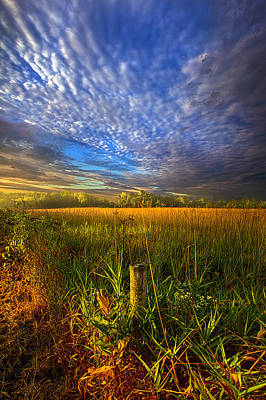 Hope Photograph - On Your Way Back Home by Phil Koch