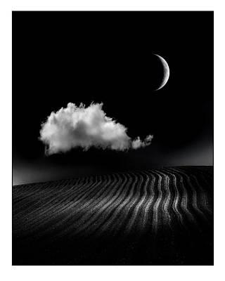 One Cloud Print by Mal Bray