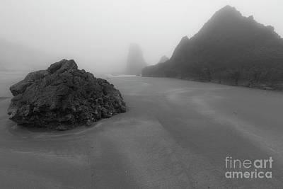 One Day In The Fog Print by Masako Metz