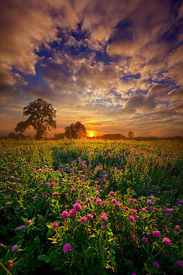 Hope Photograph - One Step Closer by Phil Koch