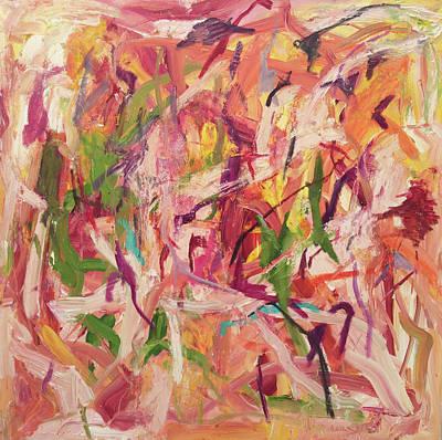 Painting - One Sunny Day by Khalid Alzayani