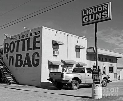 Only In Texas Print by Joe Jake Pratt