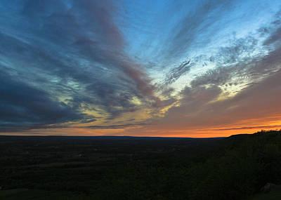 Photograph - Opal Sky by Nora Blansett