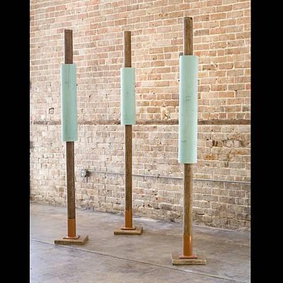 Art Sculpture - Opelousas by Benjamin Bullins