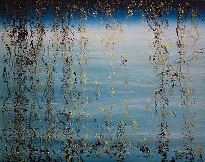 Derek Painting - Opt.12.16 Got My Own Sunshine by Derek Kaplan