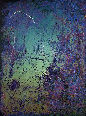 Derek Painting - Opt.44.14 Wine Cave by Derek Kaplan