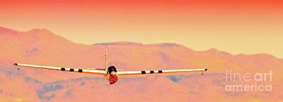 Orange Dream  Original by Gus McCrea