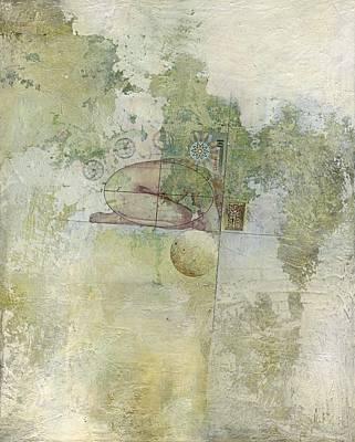 Orbit Print by Dick Allowatt