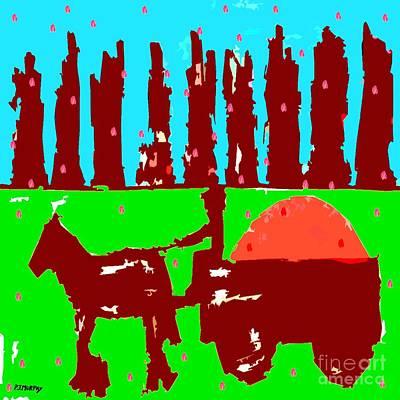 Orchard 2 Print by Patrick J Murphy